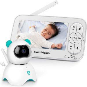 """HeimVision kaameraga beebimonitor, 5"""" ekraan 1/3"""
