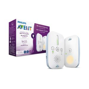 Philips Avent audio beebimonitor SCD503/26 1/3