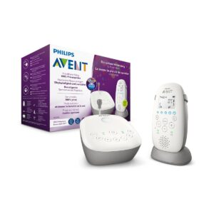 Philips Avent Audio beebimonitor SCD733/26 1/3