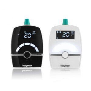 Babymoov Babyphone Premium Care, Digital Green Technology, 1400m Reichweite 1/3