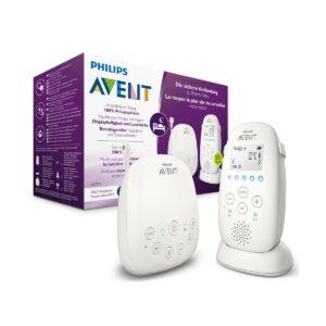 Philips Avent Audio-beebimonitor SCD723/26 1/3